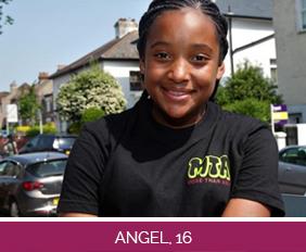 Angel, 16