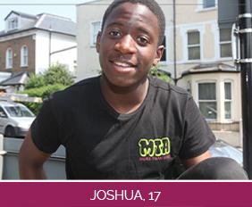 Joshua, 16